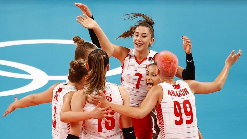 Son dakika haberi Filenin Sultanları, Çin'i ezdi geçti - 2020 Tokyo Olimpiyat Oyunları