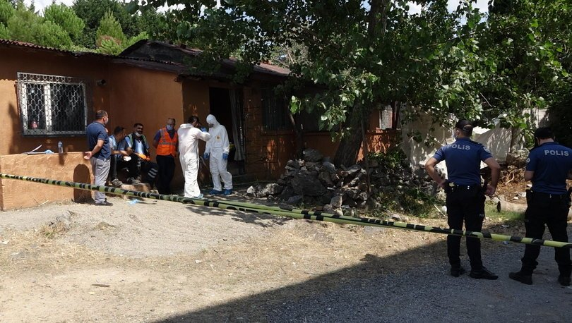 Rehine dehşeti! Öldürüp üzerine beton döktüler - Haberler