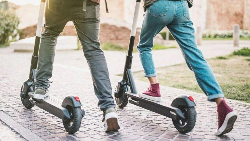 Yerli girişim günde 5 TL'ye scooter kiralıyor