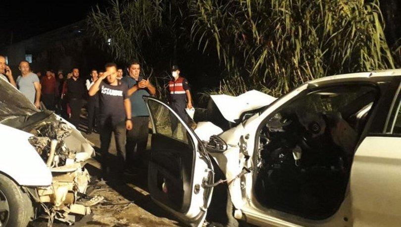 Aydın'da trafik kazası: 1 çocuk öldü, 7 kişi yaralandı