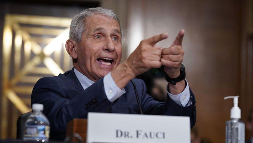 ABD'de Dr. Fauci, aşı karşıtlarının ülkeyi çıkmaza götürdüğünü söyledi