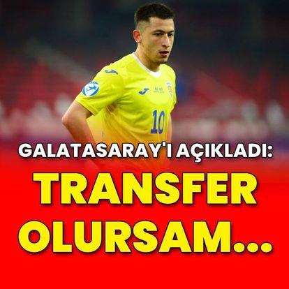 """Galatasaray'a gidersem mutlu olurum!"""