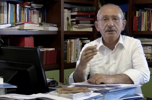 Kılıçdaroğlu'ndan sığınmacı mesajı
