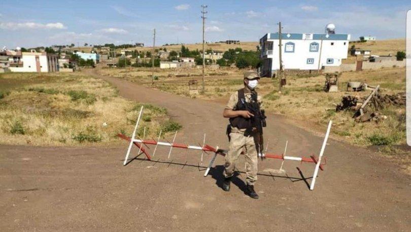 Diyarbakır'da 2 mahalleye karantina! - Haberler