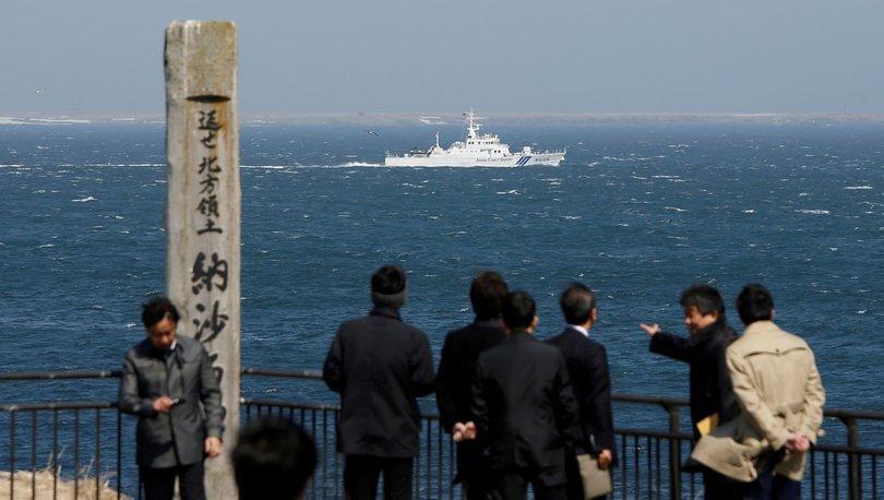 Japonya, Rusya Başbakanı'nın Kuril Adaları ziyaretine tepki gösterdi