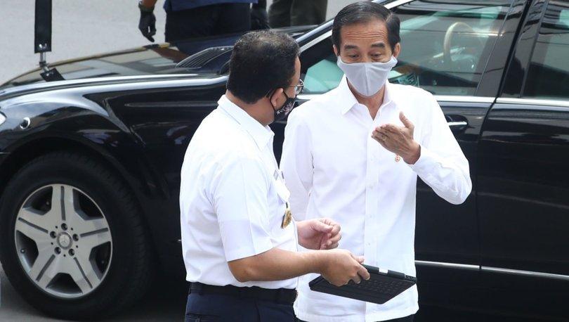 Endonezya Devlet Başkanı Widodo, ülkedeki yeni tedbirlere ilişkin açıklamalarda bulundu