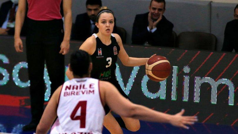 Beşiktaş Kadın Basketbol Takımı, İrem Naz Topuz'un sözleşmesini 1 yıl uzattı