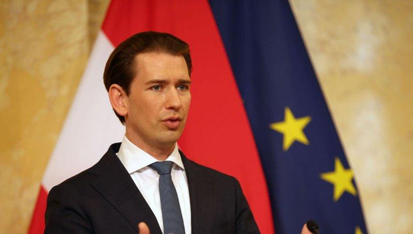 SON DAKİKA: Avusturya Başbakanı Kurz'dan tepki çeken açıklama! - Haberler