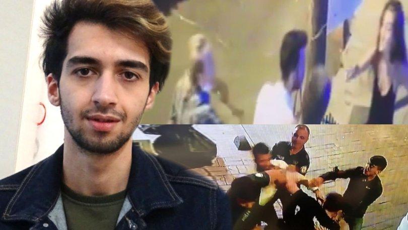 SON DAKİKA: Çağatay Akman'ın eski sevgilisi Öykü Uslu'yu darbettiği anlar kamerada! - Magazin haberleri