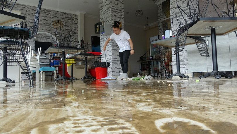 Trabzon Valiliği'nden şiddetli yağış uyarısı - Haberler