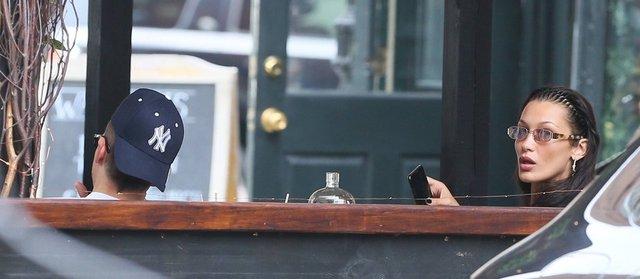 Bella Hadid yeni sevgilisi Marc Kalman ile New York sokaklarında - Magazin haberleri