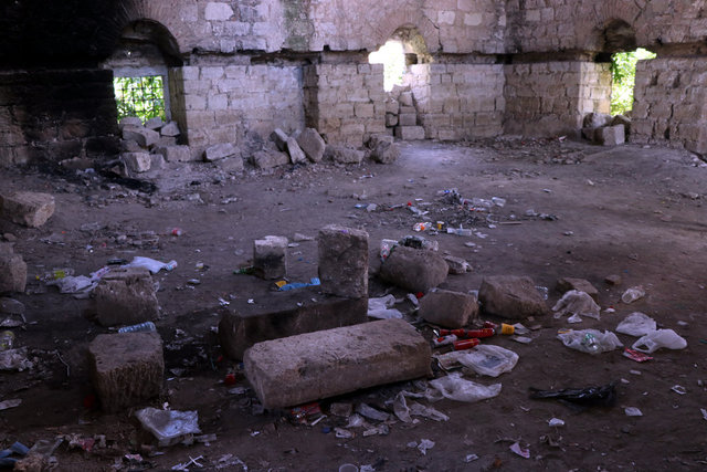 SON DAKİKA: Osmanlı mirası 5,5 asırlık caminin yok olma tehlikesi - Haberler
