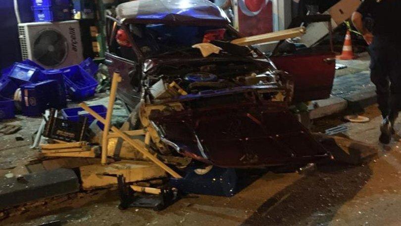 Bilecik'te alkollü sürücü dehşeti: 1 ölü, 5 yaralı
