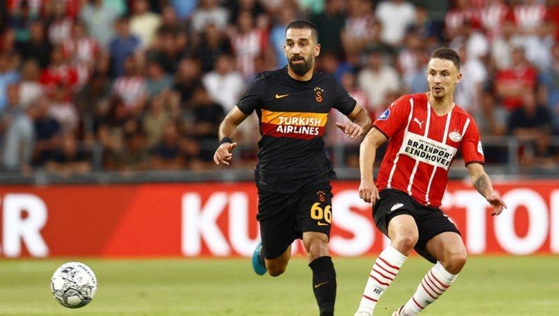 Galatasaray, UEFA Şampiyonlar Ligi 2. Eleme Turu rövanşında PSV'yi konuk ediyor