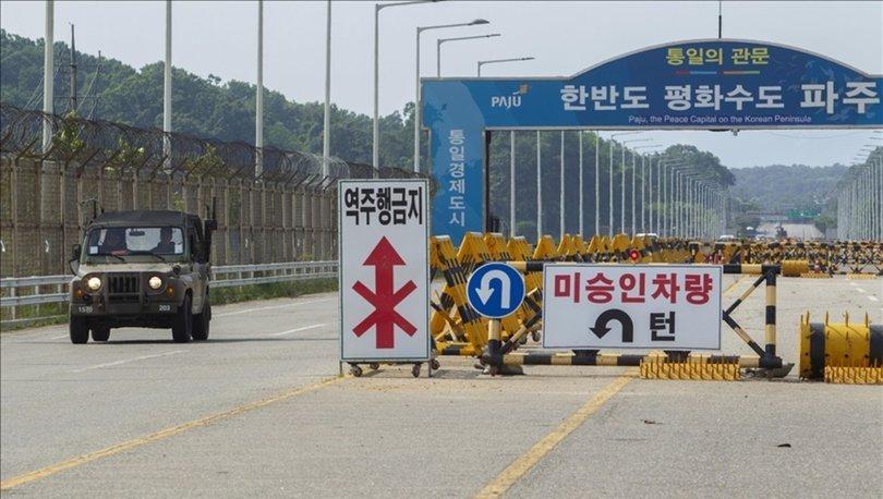 SON DAKİKA: Kuzey ve Güney Kore arasında iletişim kanalları bir yıl sonra yeniden açıldı