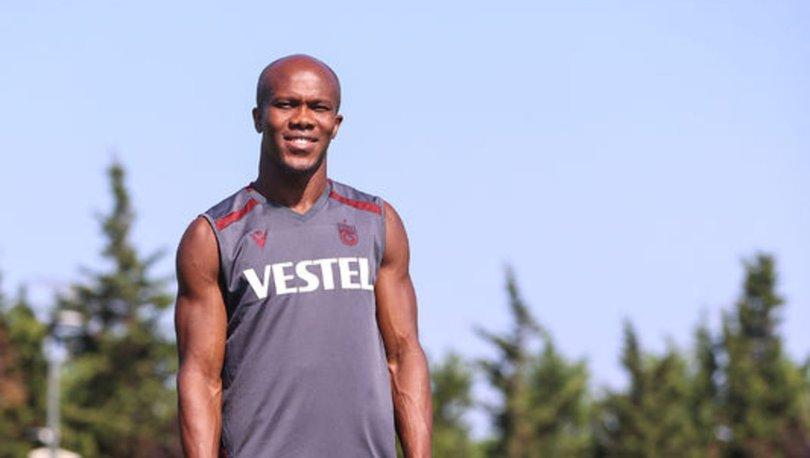 Nwakaeme: Trabzonspor şampiyonluklar için mücadele eder