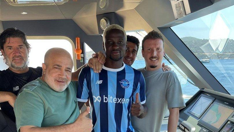 Adana Demirspor, David Akintola'yı transfer etti