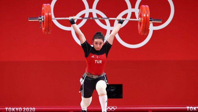 Tokyo 2020'de 9. olan halterci Nuray Levent, gelecekten umutlu