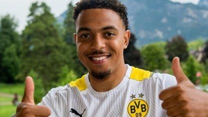 Malen, Borussia Dortmund'da