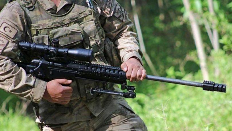 Kuzey Irak'ta çıkan çatışmada 2 asker şehit oldu 1 asker yaralandı
