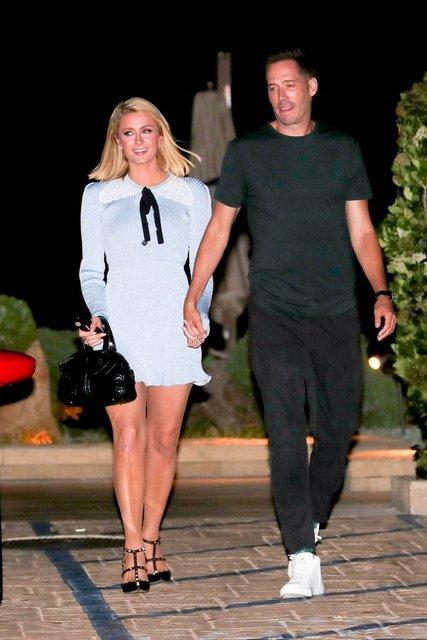 Paris Hilton'dan 'hamilelik' açıklaması: Evlenmeden olmaz! - Magazin haberleri