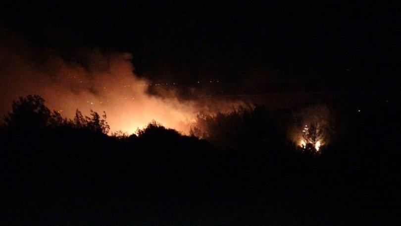Kozan'da bir günde iki orman yangını çıktı
