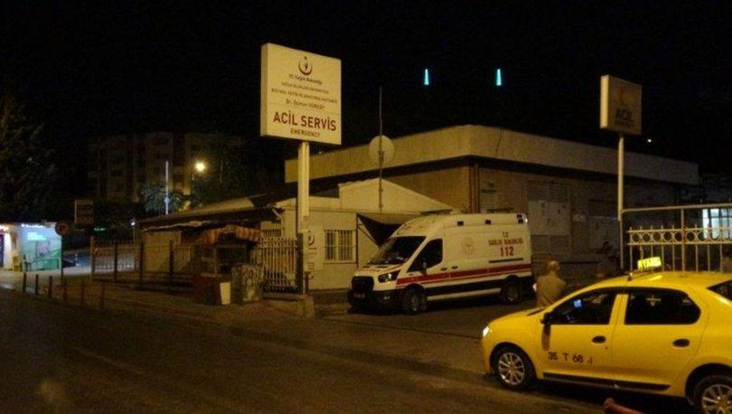 İzmir'de moto kuryeler arasında bıçaklı kavga: 1 ölü