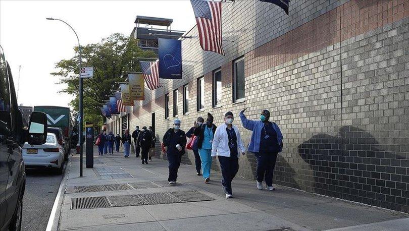 ABD'de sağlık yetkilileri Kovid-19'la mücadelede