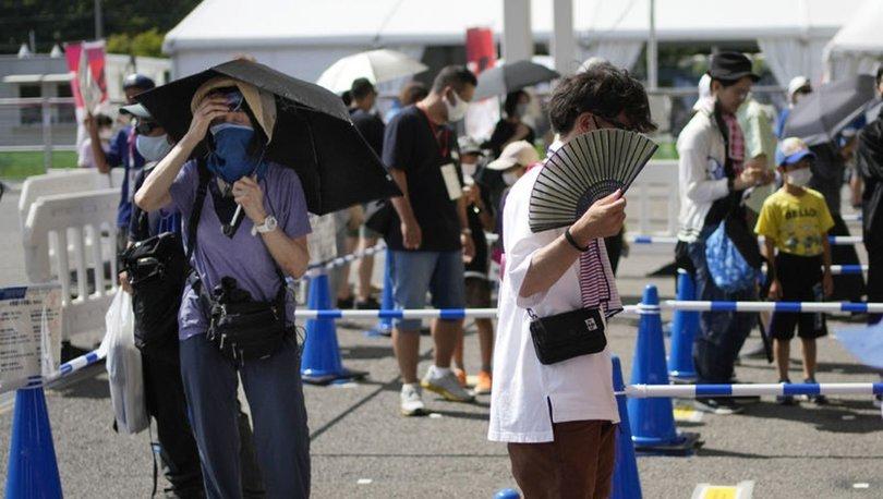 SON DAKİKA: Japonya'da aşırı sıcaklar can aldı! 23 kişi hayatını kaybetti, binlerce kişi hastaneye kaldırıldı!