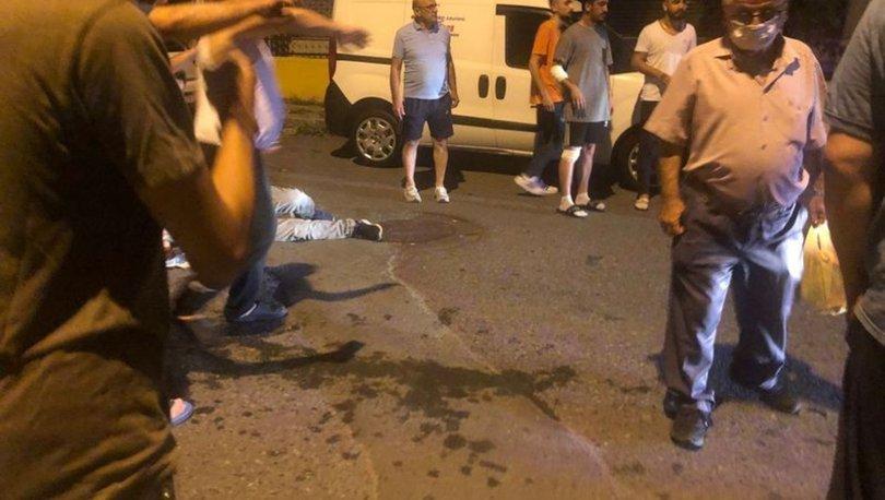 KUZEN ÇATIŞMASI... Son dakika: İstanbul Eyüpsultanda silahlar konuştu! 2 ölü, 1 yaralı