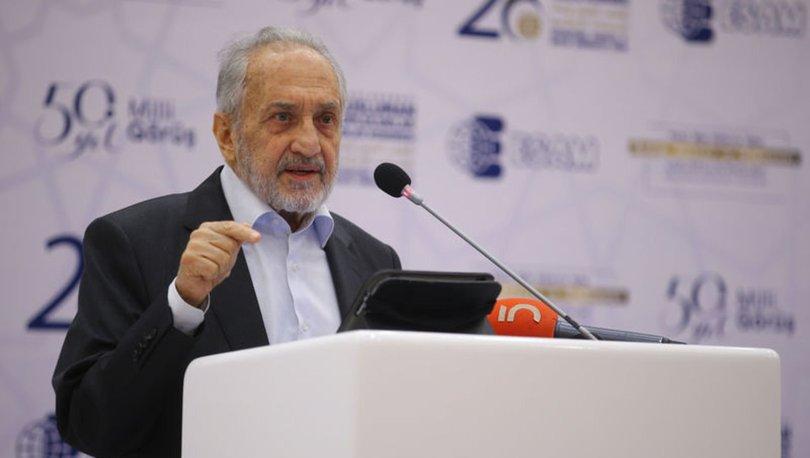Oğuzhan Asiltürk: Saadet'in öncelikli hedefi toplumu ahlaki ve manevi değerlere çağırmak