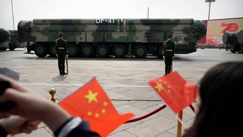 ABD'li bilim insanları, Çinin nükleer füze üssü inşa ettiğini öne sürdü