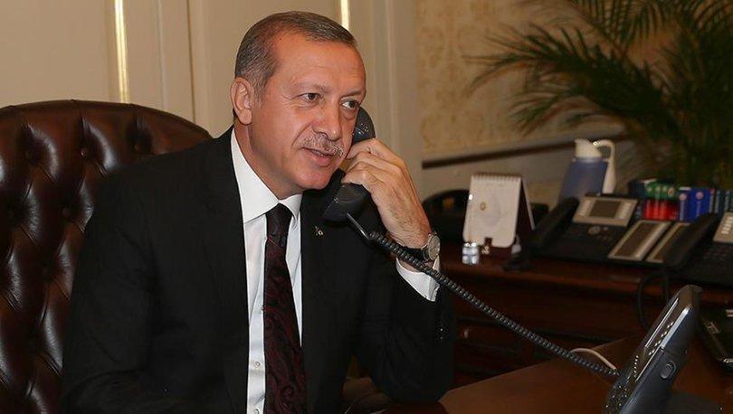 Cumhurbaşkanı Erdoğan, Ayşegül Biçer ile görüştü - Son dakika haberleri