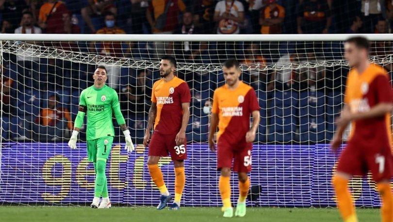 Galatasaray, Devler Ligi'ne veda etti