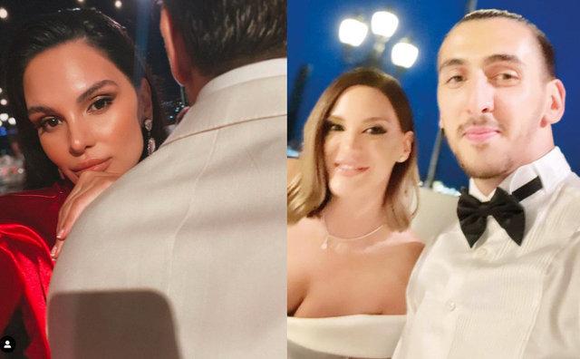 İlda Abazi ile Kenan Sipahi evlendi - Magazin haberleri