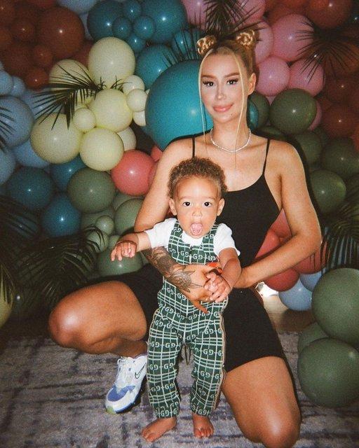 Iggy Azalea: Artık oğlum Onyx'nin fotoğraflarını paylaşmayacağım - Magazin haberleri