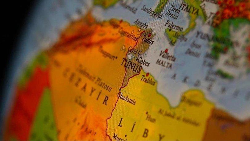 İtalya Dışişleri Bakanı Di Maio, Tunuslu mevkidaşı el-Cerendi ile görüştü