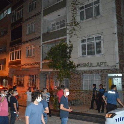 Sultangazi'de çökme riski nedeniyle iki bina tahliye edildi
