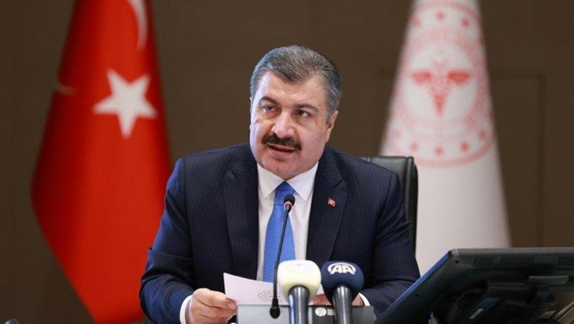 Bakan Koca açıkladı; Aydın ve Eskişehir Mavi, Aksaray Turuncu kategoriye geçti