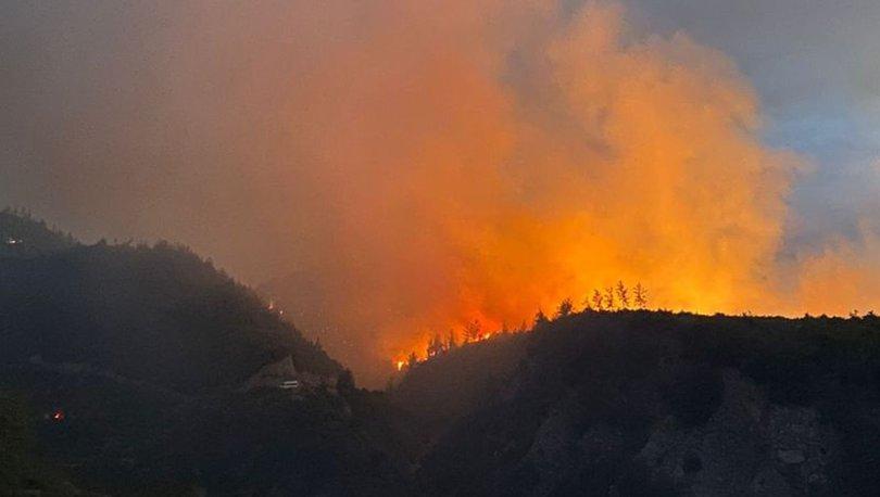 SON DAKİKA: Osmaniye'deki yangınla ilgili 5 kişi gözaltına alındı! - HABERLER