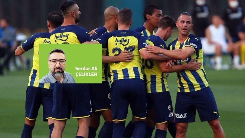 Serdar Ali Çelikler: Skoru kim üretecek?