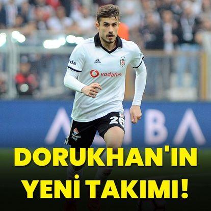Dorukhan'ın yeni takımı!