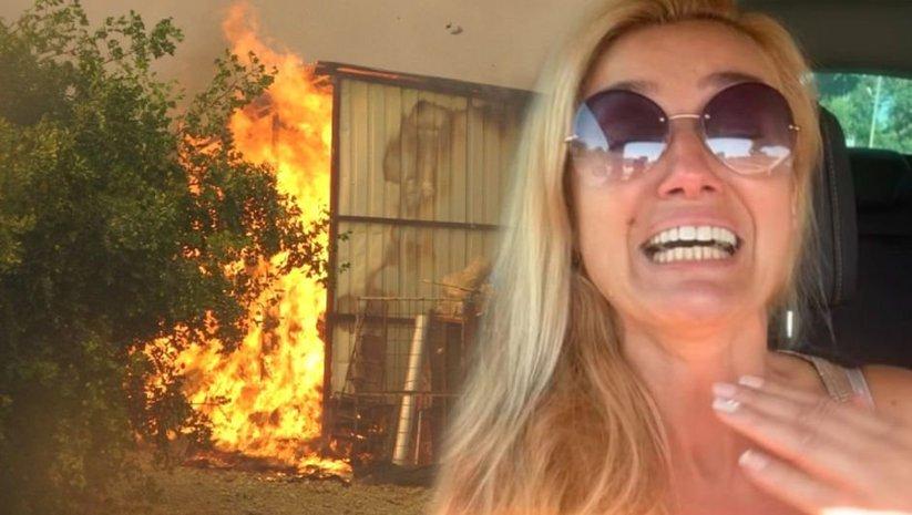 """""""Çiftliğimiz yanıyor, sesimizi duyurun!"""""""