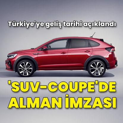 İlk SUV coupe modeli 2022'de Türkiye'de