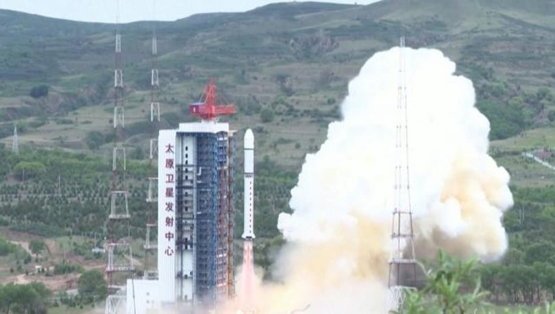 Çin'den uzaya yeni uydu