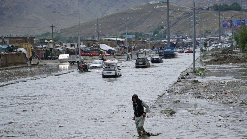 SON DAKİKA: Afganistan'da sel felaketi: 40 kişi öldü