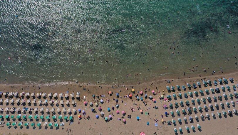 Karadeniz sahillerindeki yoğunluk Akdeniz'i aratmıyor