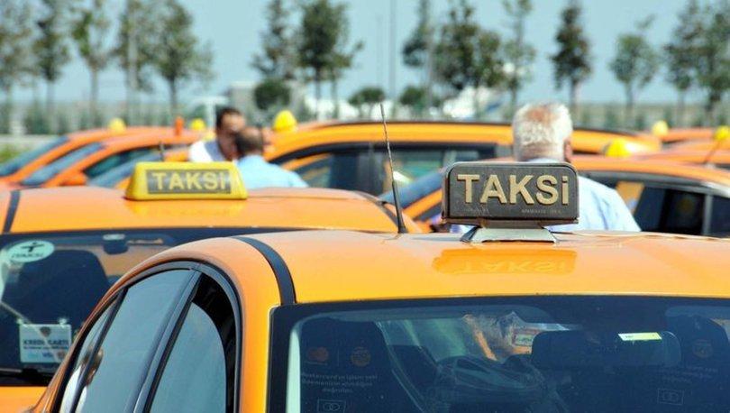 SON DAKİKA! Taksimetredeki fark! Havalimanı taksicileri test etti