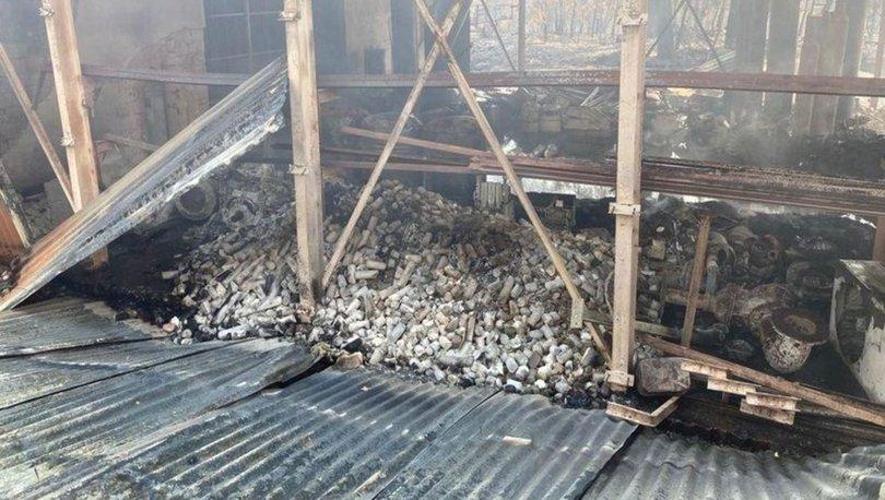 ALEVLER ÜRKÜTÜCÜ BOYUTTA! Son dakika: Manavgat'taki yangın hidroelektrik santraline doğru ilerliyor