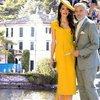 Clooney ailesine sel şoku!
